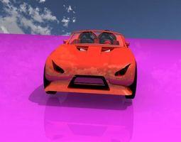 3D model K1 Sports Car