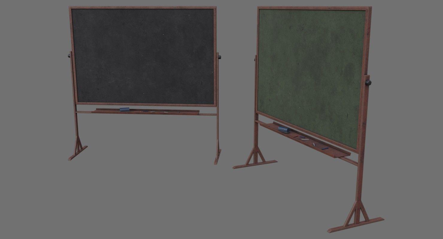 Chalkboard 1B