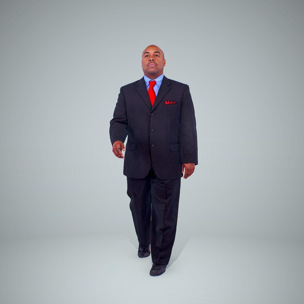 Walking Business Man BMan0201-HD2-O04P05-S