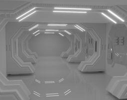 3D space Corridor