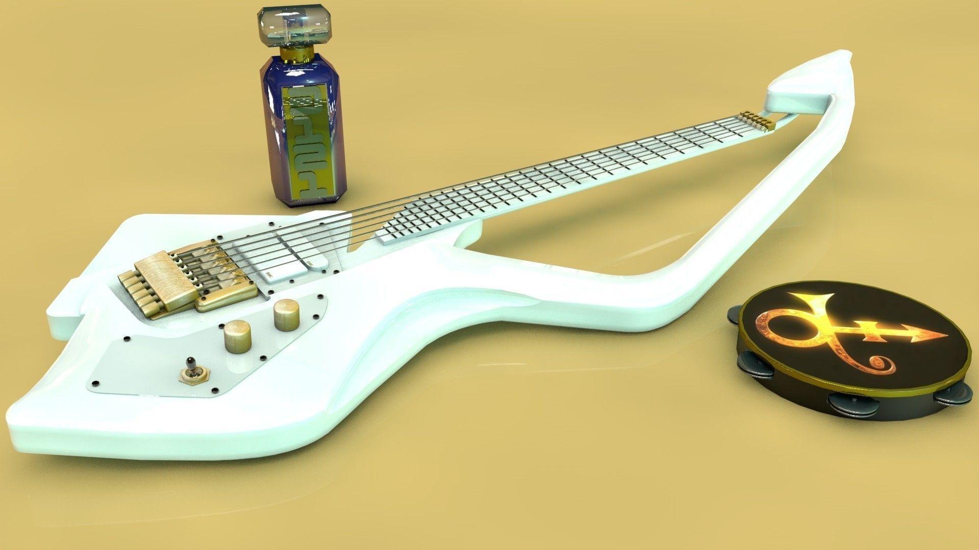 Prince c model guitar 3d cgtrader prince c model guitar 3d model obj 3ds c4d dxf 4 buycottarizona