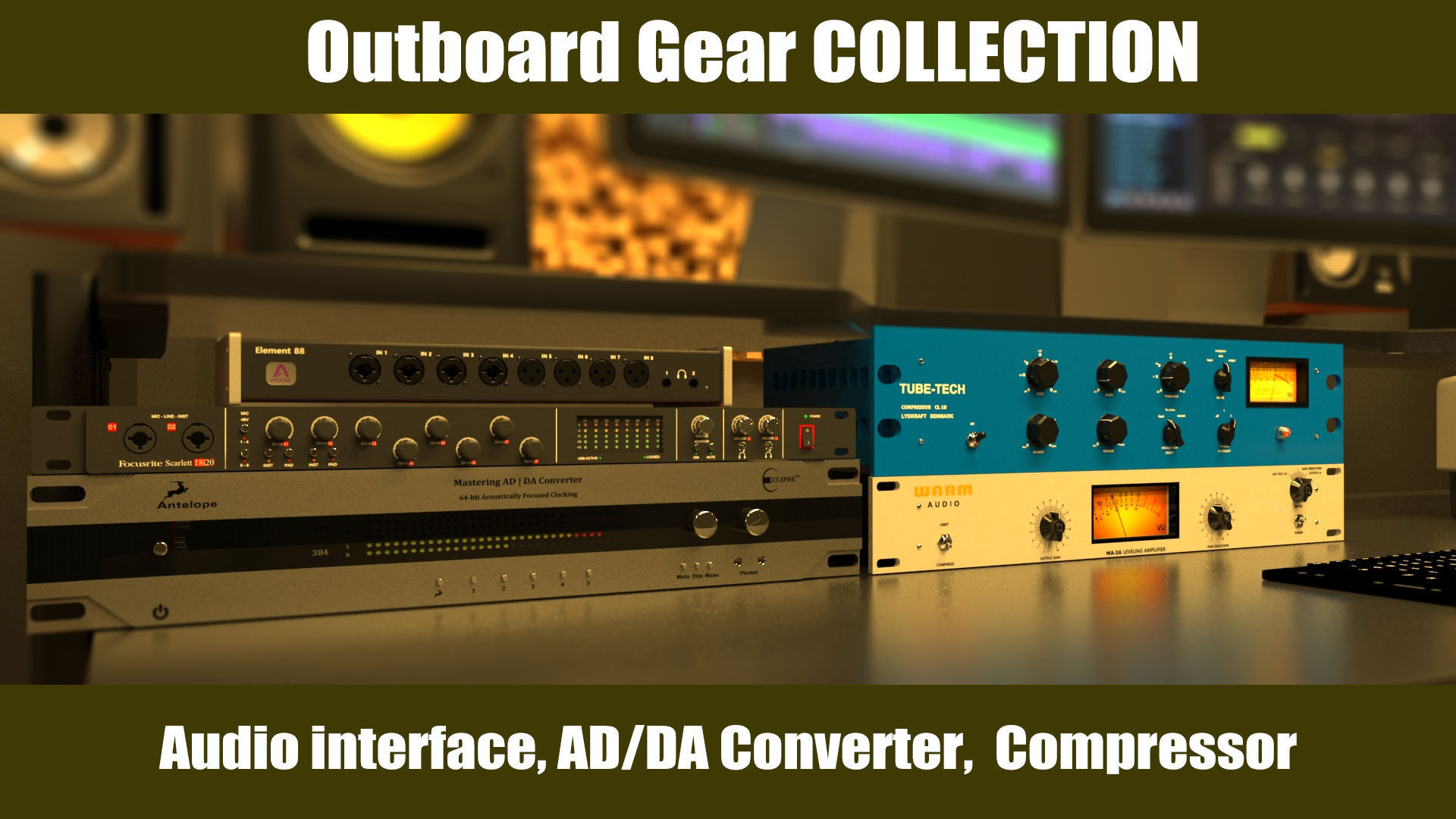 Outboard Gear COLLECTION