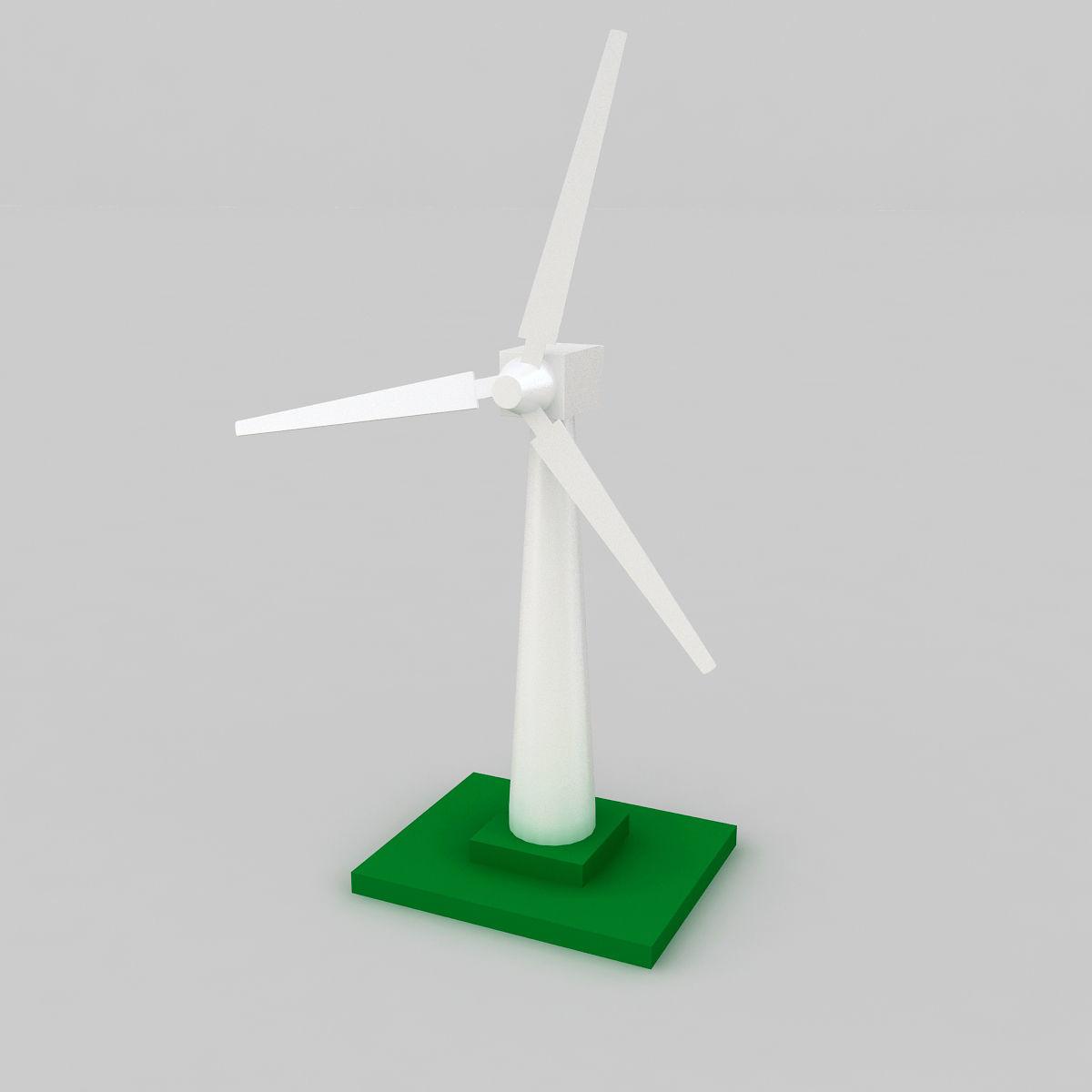 Wind Turbine | 3D model