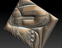 3D print model No 11 Blowdryer