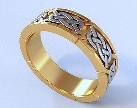 3D printable model Mariage Rings 111