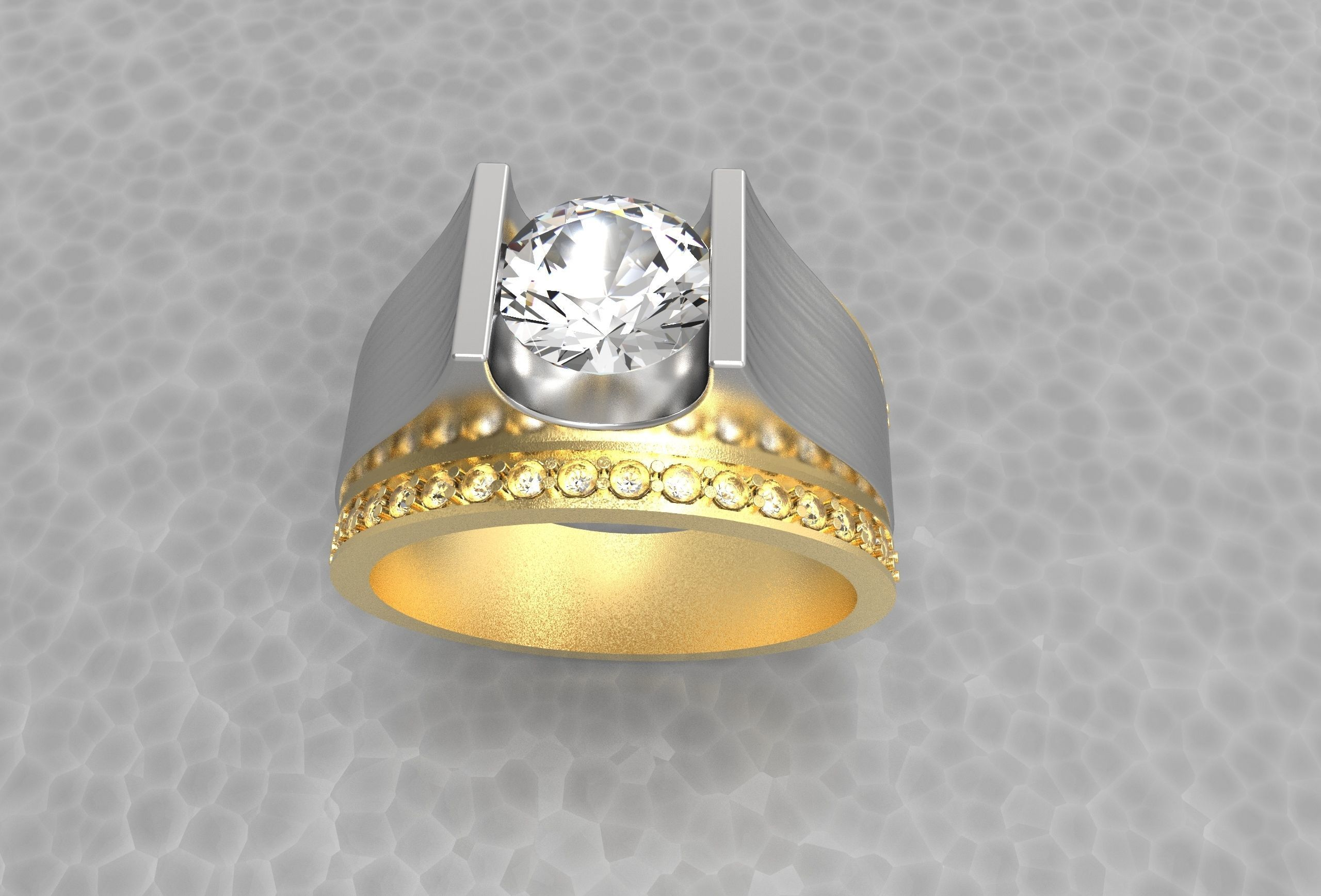 weddingbee athelred your cut princess one a s ring engagement on ct halo com is size u diamond finger too carats big