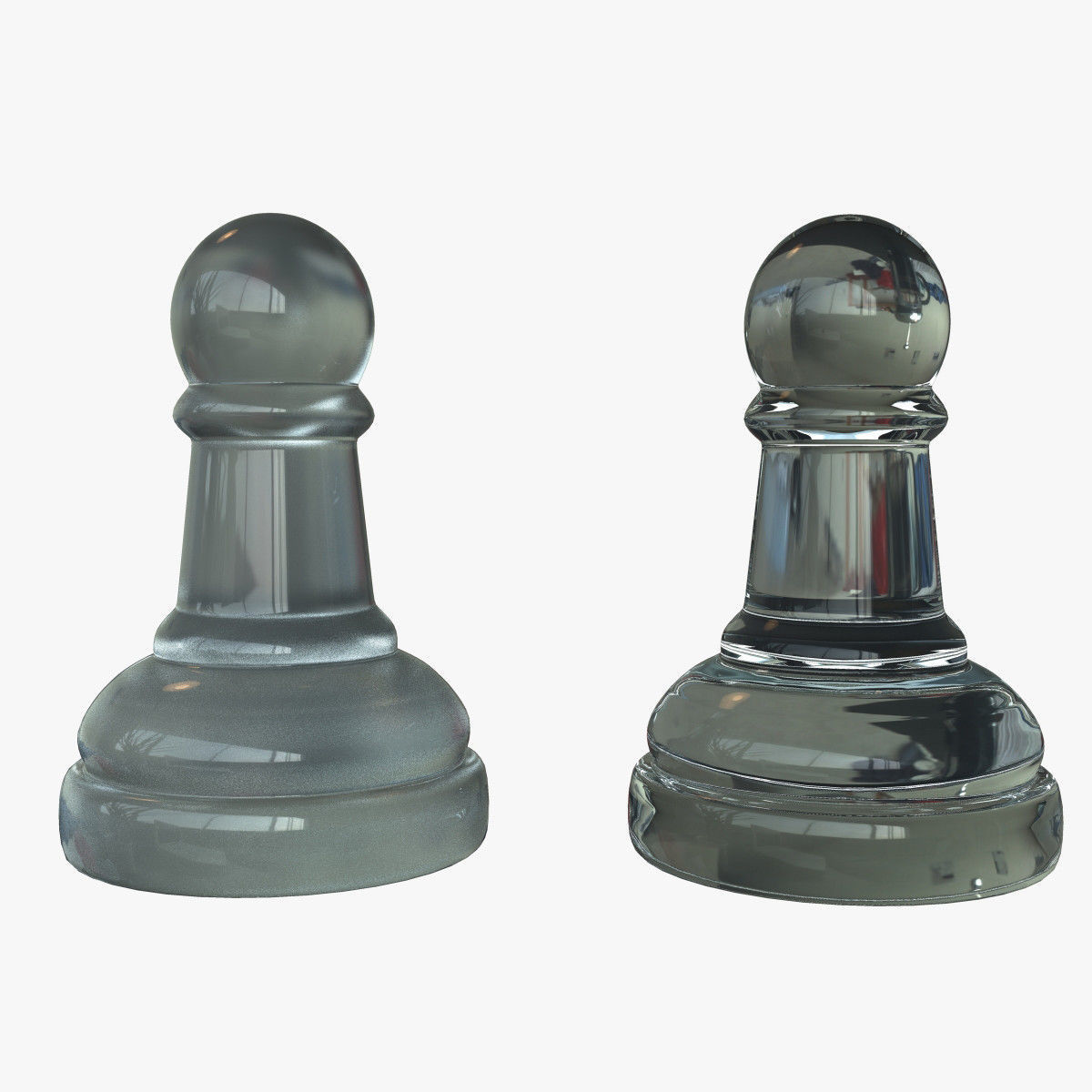 Pawn Glass Set
