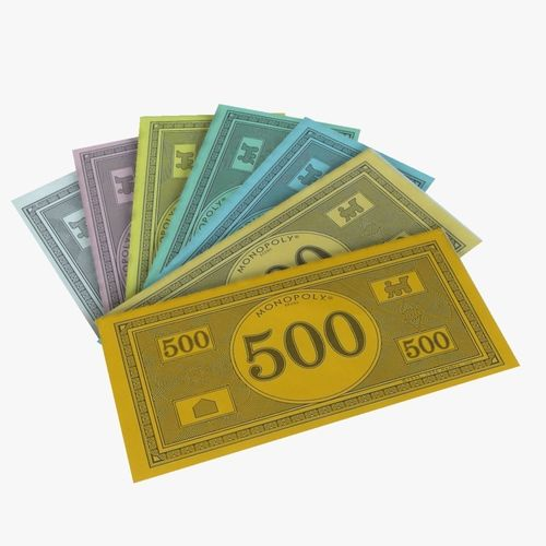 how to make monopoly money