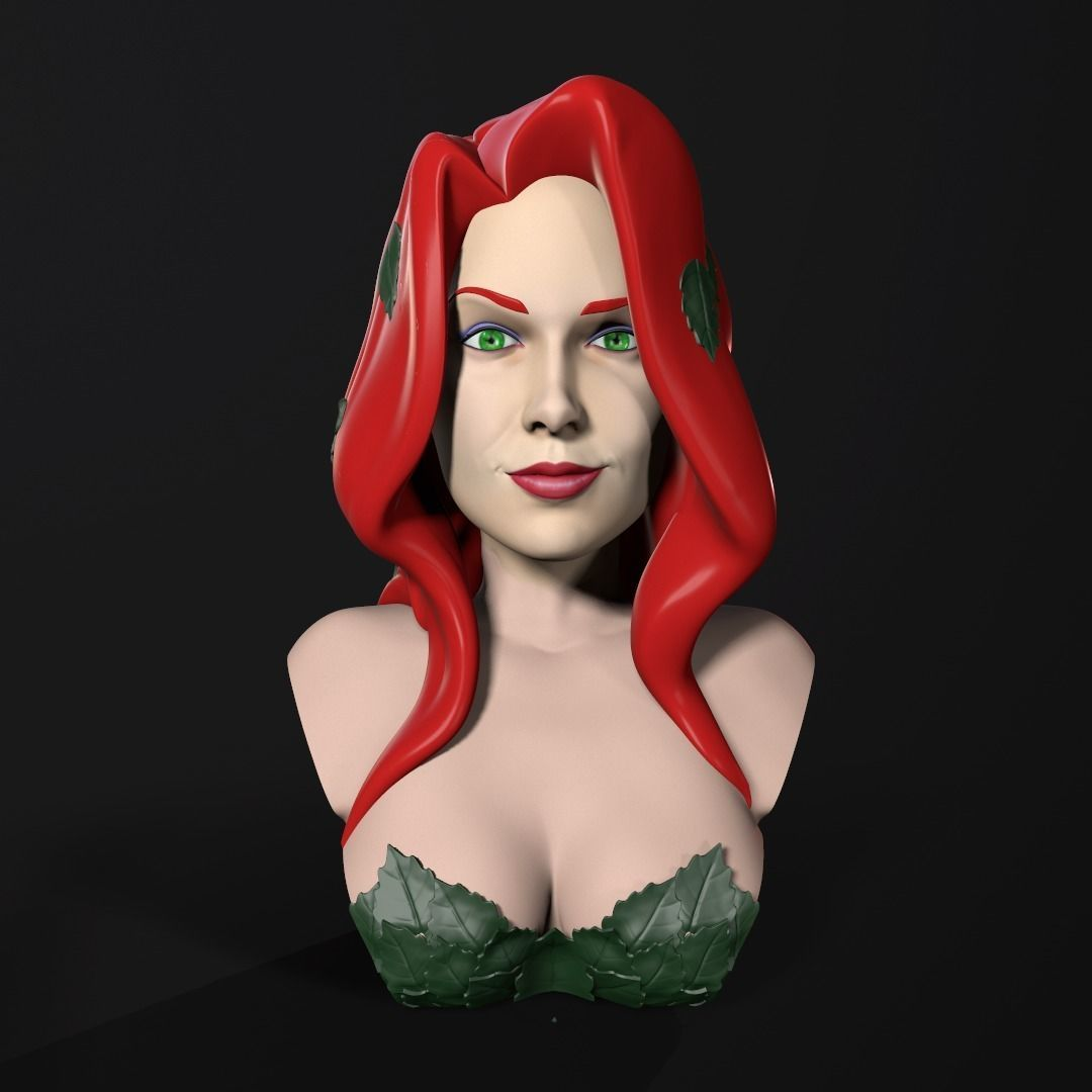 Bust - Poison Ivy