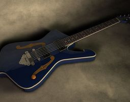 3D model Ibanez Pgm600Jb