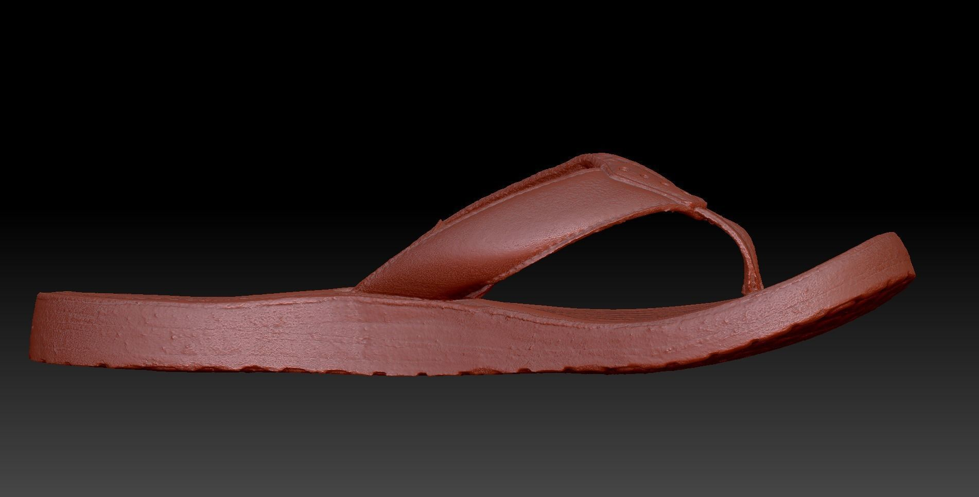 518eababeedde8 ... old teva sandal 3d model max fbx c4d ma mb 9 ...