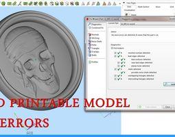 Panno Pirate Skull 3D print model