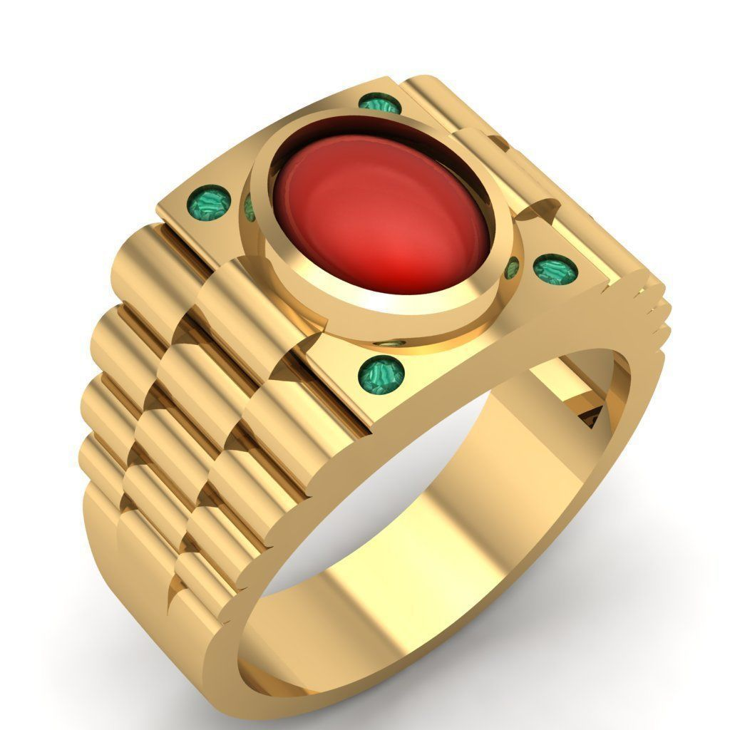 Awesome Ring Watch For Men Contemporary - Jewelry Collection Ideas ...