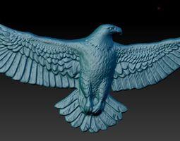 predator eagle 3D print model