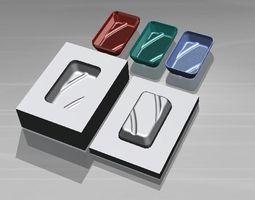 3d model mold design  plastic core  cavity - by nx6