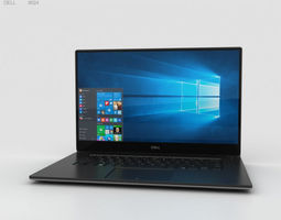 Dell Precision 15 Series 5000 3D
