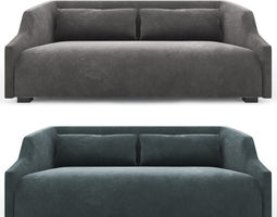 Gallotti First Sofa 3D