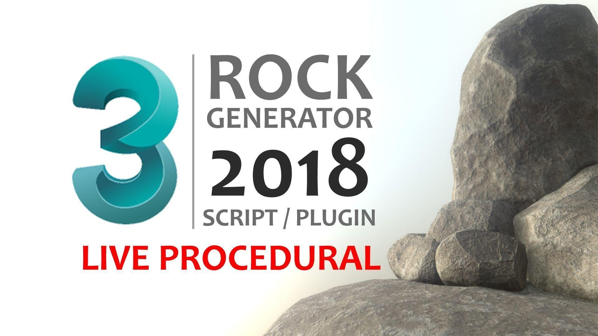 Rock Generator v2 2018