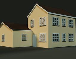 3D asset Home - Made in blender