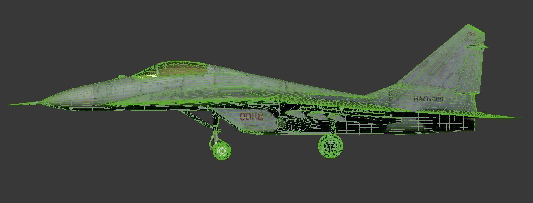 fighter plane | 3D model