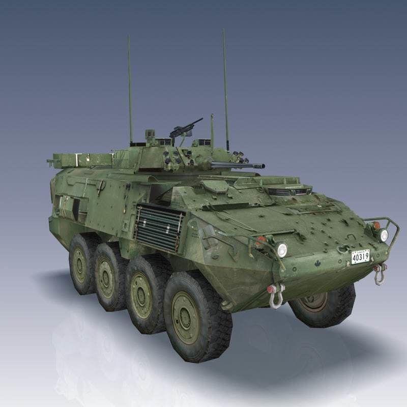 LAV III Light Armoured Vehicle