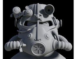 fallout 3d printing models cgtrader