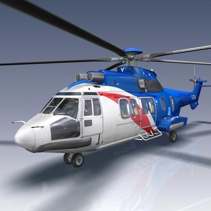 Eurocopter EC 225