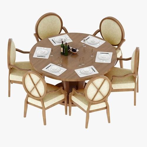 Table 013D model