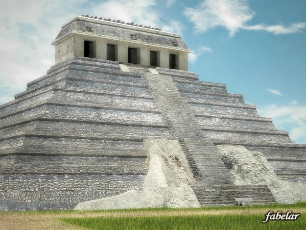 Temple of inscriptions