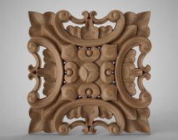 Burgeon Relief 3D print model