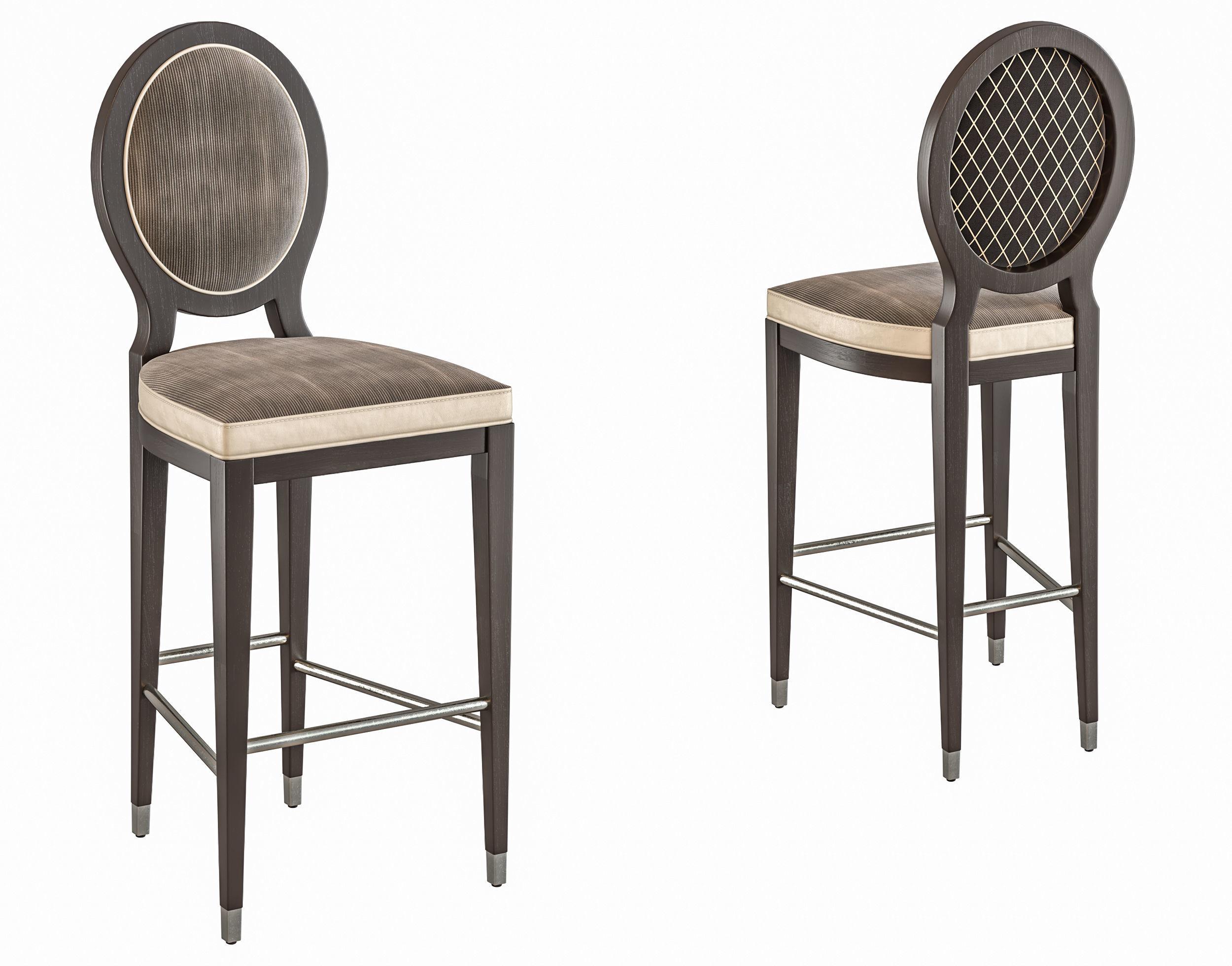 Swell Roche Bobois Grand Hotel Bar Stool 3D Model Machost Co Dining Chair Design Ideas Machostcouk