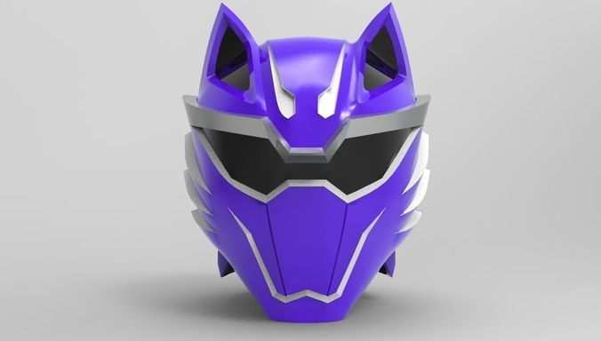 Violet wolf ranger from jungle fury for 3d printing violet wolf ranger from jungle fury for 3d printing 3d model stl 1 voltagebd Image collections