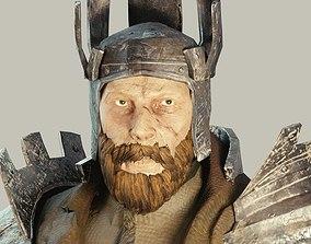 Medieval Fantasy Knight 3D model