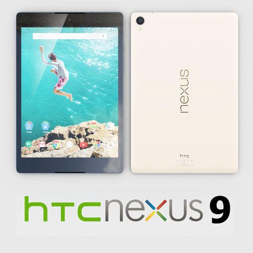 htc nexus 9 sand 3d model max obj mtl 3ds fbx 1