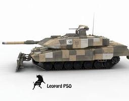 Leopard PSO 3D model