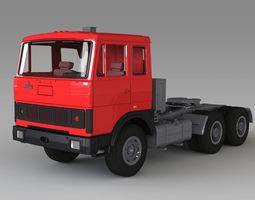 3D printable model MAZ 6442