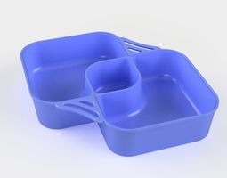 3D printable model Food container microwave