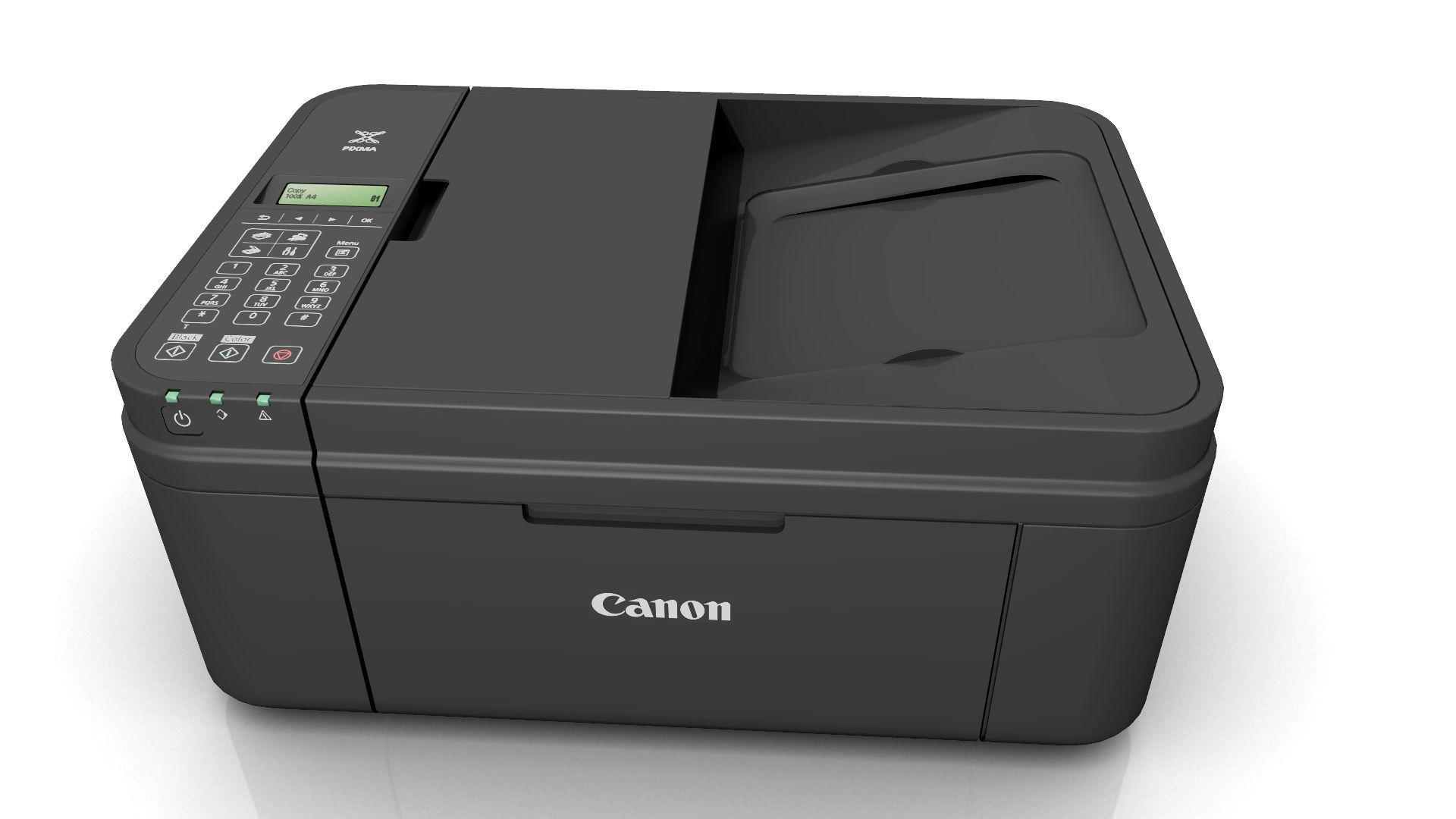 Canon Printer Model MM PIXMA MX495