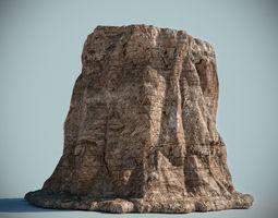Desert Rock 08 3D Model