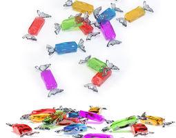 glass candies 3d model
