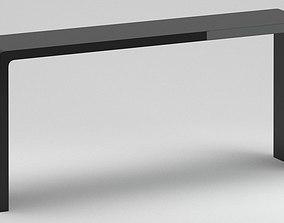 Collier Webb Console 3D model