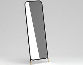 3D model Mirror 06