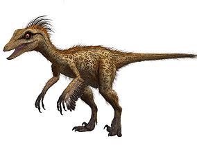 3D asset Troodon