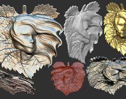 custom design jewel 3D printable model