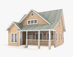 Cottage 57 3D model