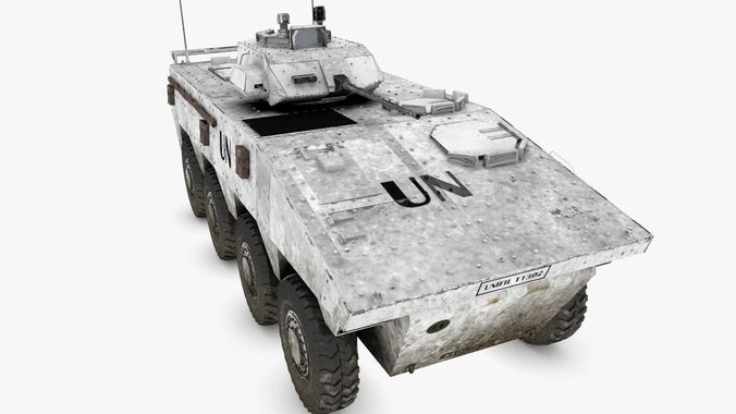 Armored Infantry Fighting Vehicle3D model