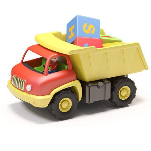 Toy truck3D model