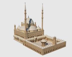3D model Muhammad Ali Mosque