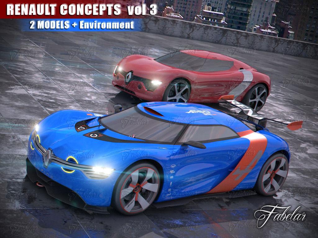 Renault concept vol 3