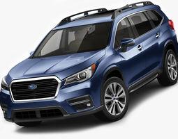Subaru Ascent 2019 3D model